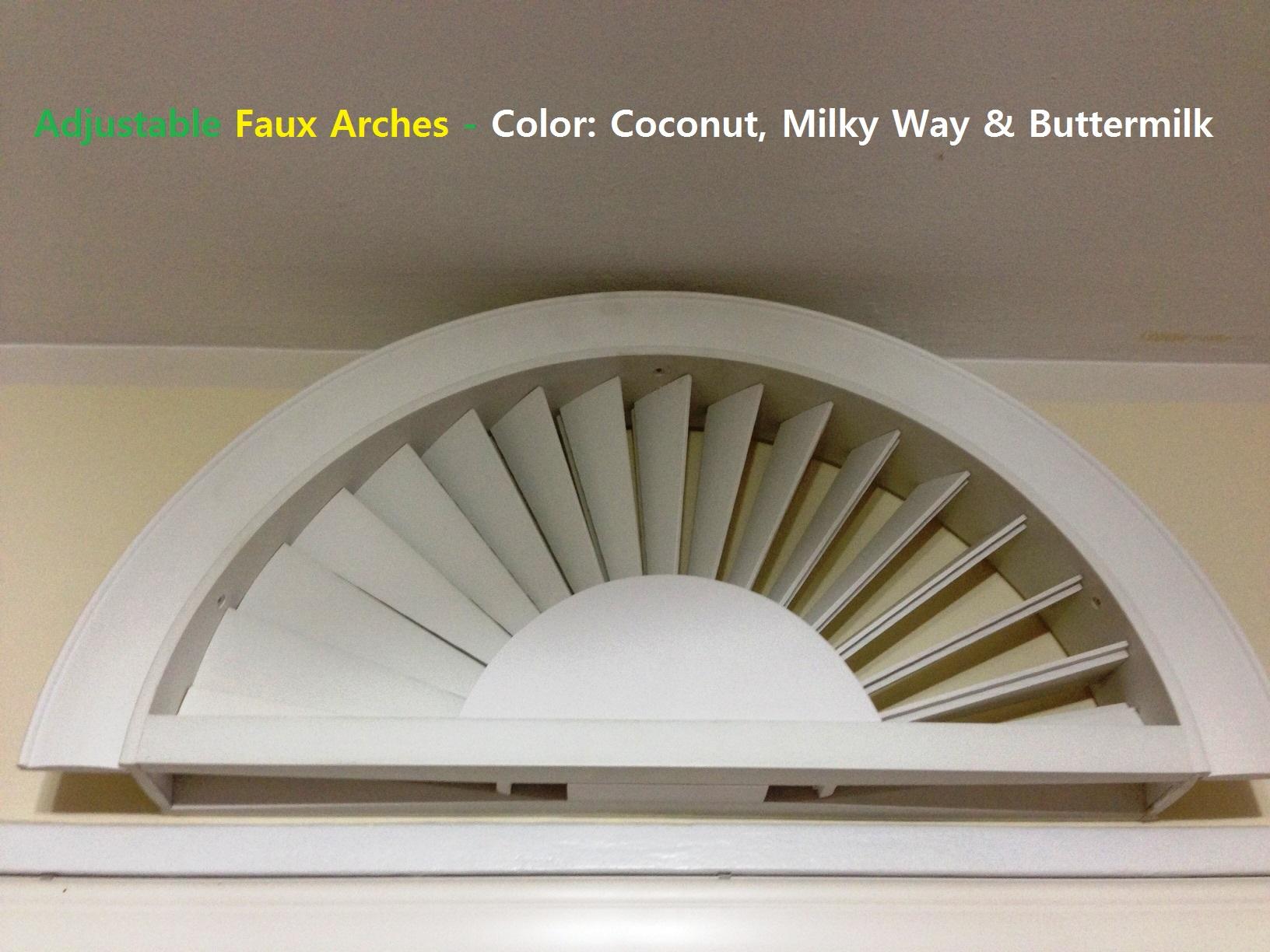 5-Faux Arch